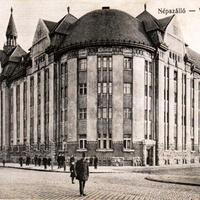 100 éves a Népszálló
