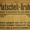 Száz éves hírek - 1912 május