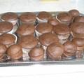 Csokis muffin újabb verzója
