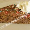 Csokis-pudingos torta