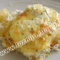 Zöldfűszeres rakott krumpli