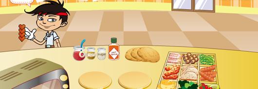 Pizza Mania Játék
