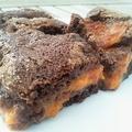 Csokoládés-sárgabarackos álomsüti