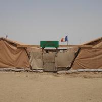 123. - Helyőrség a Szaharában