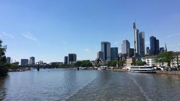 Egy hétvége Frankfurtban