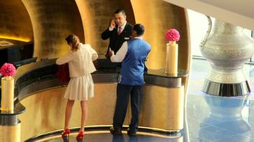 A hotel vendégek hét típusa - illetve hogyan csináljuk ki a recepcióst