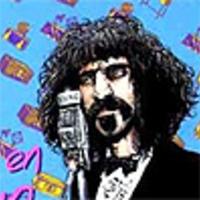 Zappa mint vendég-műsorvezető a BBC Radio One-on, 1980