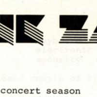SAJTÓKÖZLEMÉNY az 1977-78-as koncertidényre