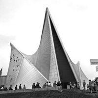 Varèse: Poême électronique 1958