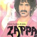 Dézsi Csaba András könyve Frank Zappáról