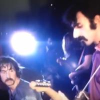 Zappa a Pink Floyddal, 1969, HD