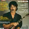 Guitar World - hosszú interjú 1982-ből