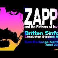 Britten Sinfonia - 1998, FZ and the Fathers of Invention