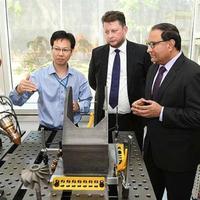 Megnyílt Szingapúr első teljeskörű fémnyomtató üzeme