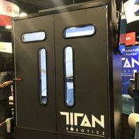 Újabb gépóriást mutatott be a Titan Robotics