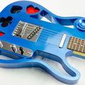 Nyomtatott gitár Ausztráliából