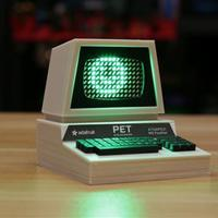 Nyomtassunk LED-et klasszikus Commodore másolathoz!