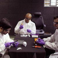 Abu Dhabi rendőrsége 3D nyomtatással küzd a bűnözés ellen