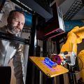 Azonnal teszteli a nyomtatott részeket a Sandia robotja