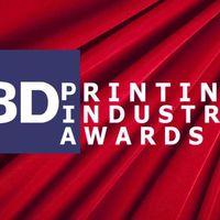 Az első Éves 3D Printing Industry Díjak