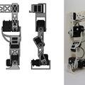 Animált karakterek robotjait nyomtatja a Disney