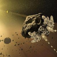 Aszteroidákból bányász űrhajók
