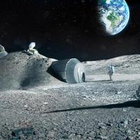 2030: nyomtatott falu a Holdon?