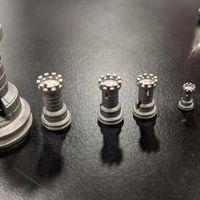 Kicsi és összetett tárgyak gyártása 3D fémnyomtatással Svédországban