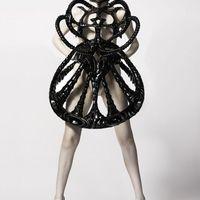 Intergalaktikus divat 3D nyomtatással