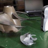 Artec 3D szkennerrel dolgozik a Holland Királyi Haditengerészet