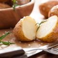 Fóliában sült rozmaringos újkrumpli