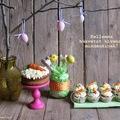 Húsvéti desszertasztal