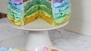 2013 trend süteményei
