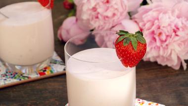 Tejfölös eperhab, a legtutibb édesség 10 perc alatt!