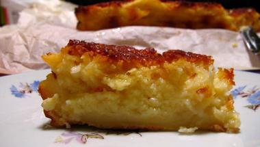 Impossible pie! avagy a Lehetetlen pite