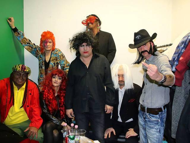 Az megvan, amikor Lemmy bemutatott a PUF-farsangon?