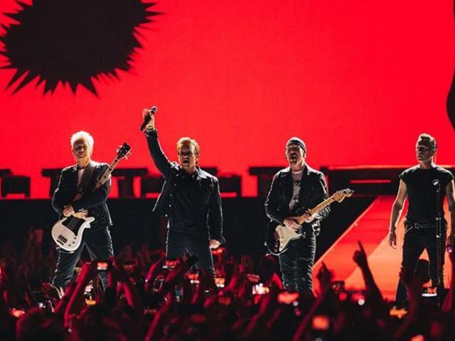 Messiék miatt késett a U2 koncertje