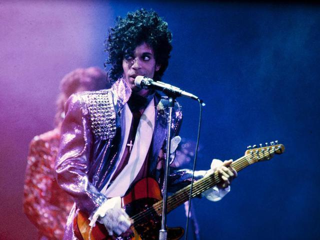 Előkerült Prince egyik világslágere