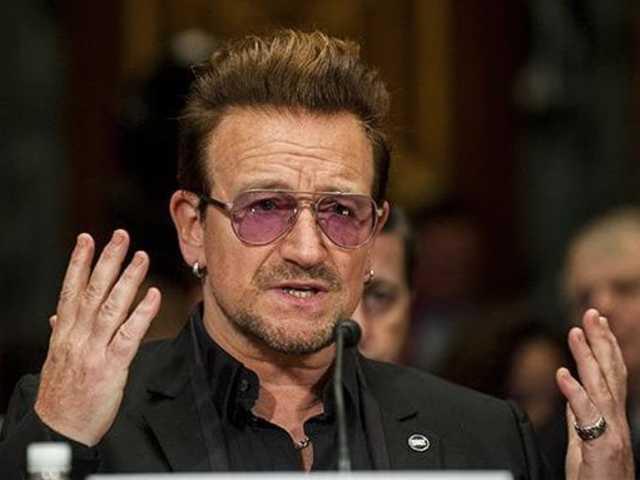 Könyörgöm, Bono, fogd már be!