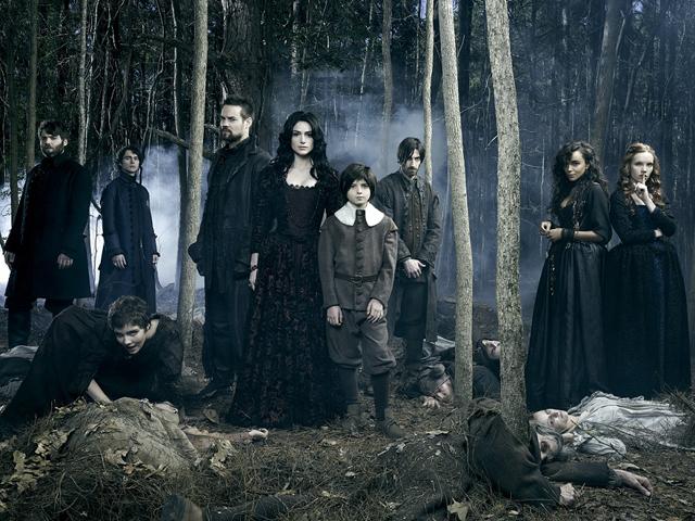 Marilyn Manson ördögi sebészt alakít a Salem-ben