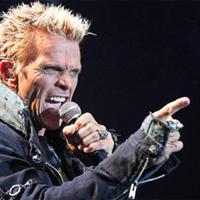 Billy Idol jövőre fellép a Budapest Parkban