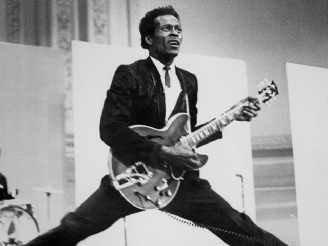 Chuck Berry leghíresebb száma tíz feldolgozásban