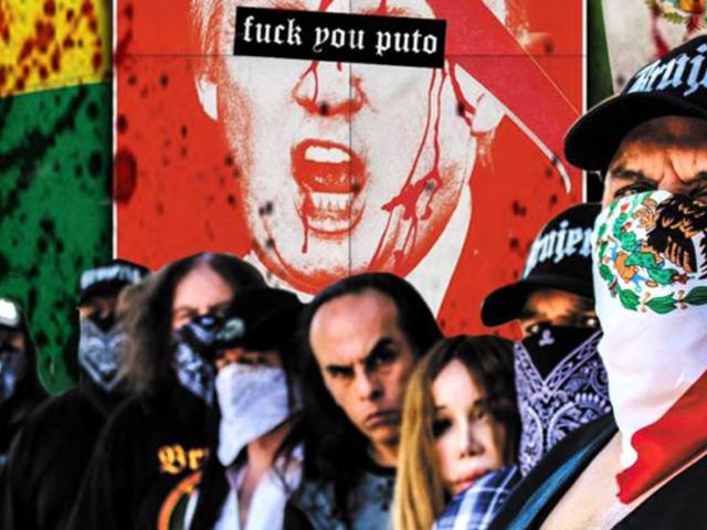 Trump levágott fejével üzen a mexikói metalbanda