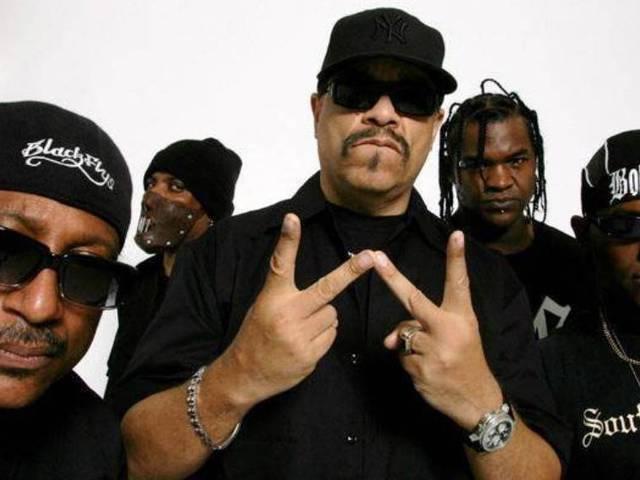 Így szól a Slayer Ice-T előadásában