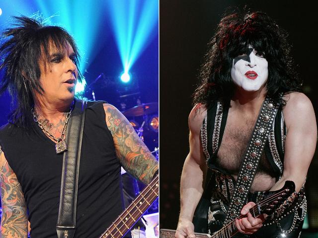 KISS - Mötley Crüe háború dúl Prince halála miatt