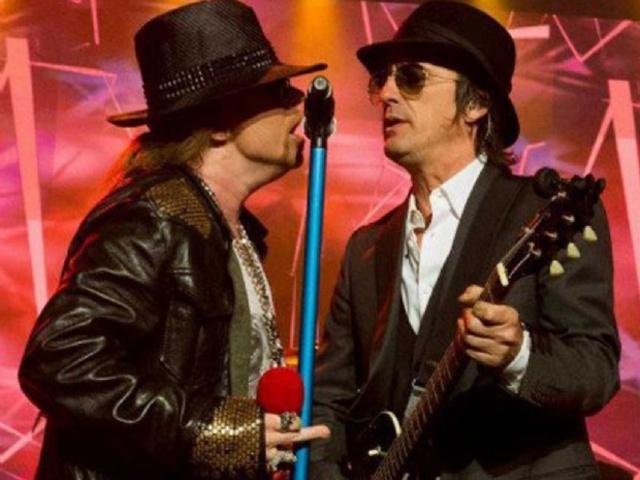 A pénzen vitáznak a Guns 'N Roses alapítói