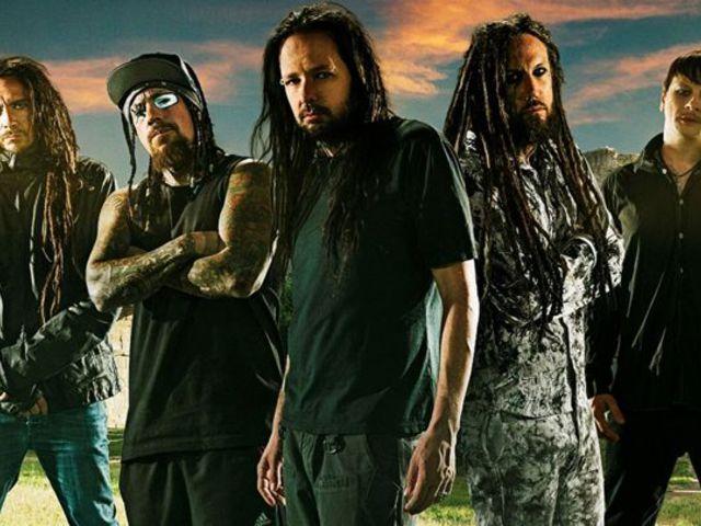 Corey Taylor súlyosít az új Korn-lemezen