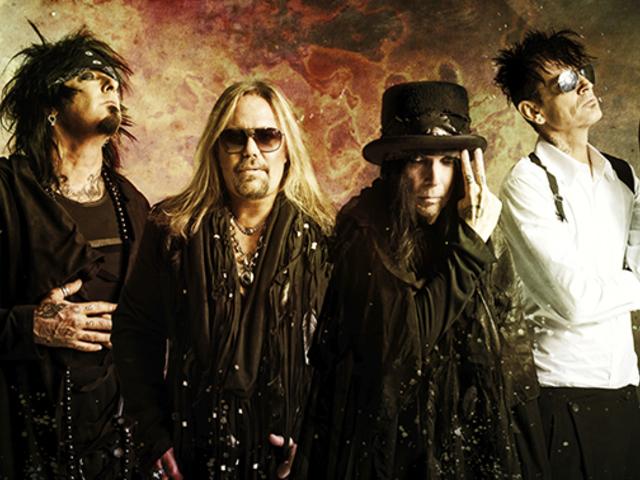 Koncertfilm a Mötley Crüe utolsó koncertjéről