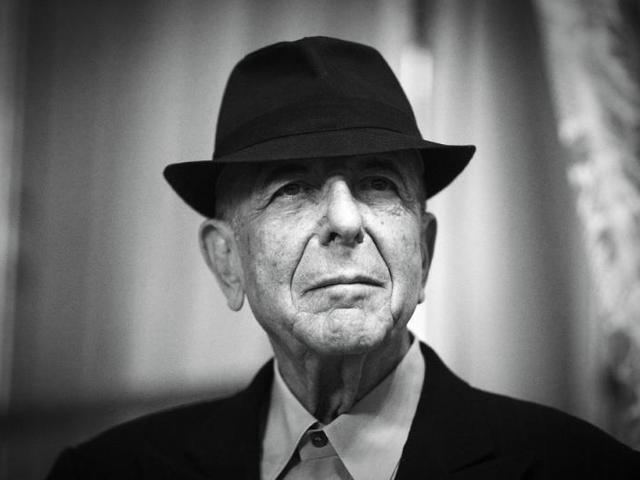 Búcsú Leonard Cohentől: a sötétség még sötétebbé vált