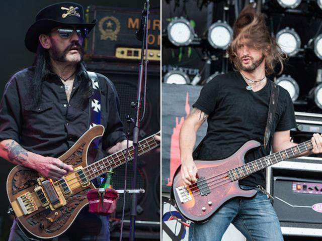 Lemmy kokója miatt kaptak össze a rockerek